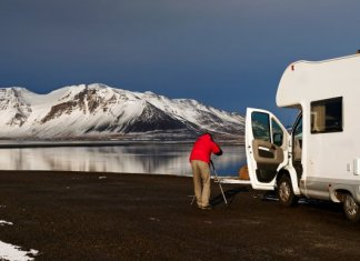 Water Disposal for Motorhome In Iceland