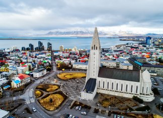 Guide to Reykjavik, the camper friendly capital of Iceland