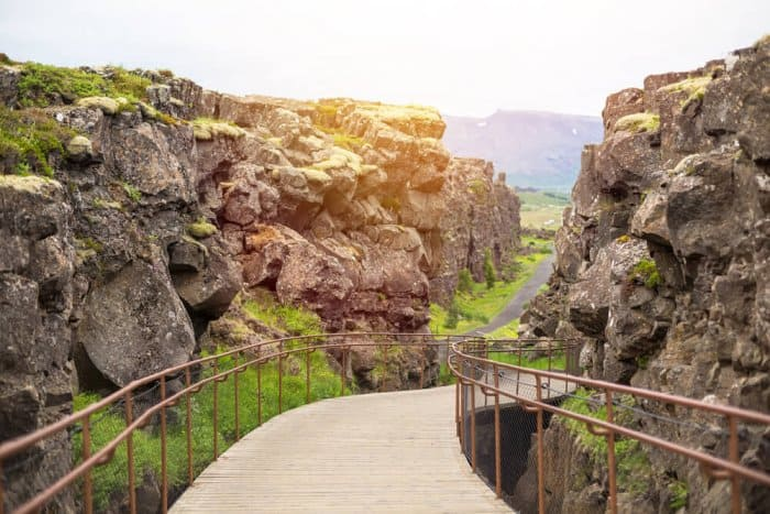 Thingvellir National Park Walkway