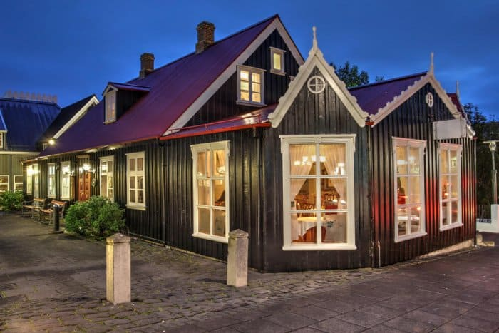 Laugavegur street is a shopping and entertaining spot in our Road trip in Iceland