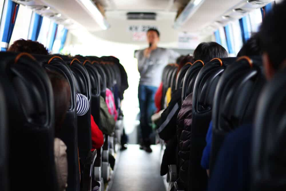 Bus Tour in Iceland, professional tours provides some pros to the tourism in Iceland