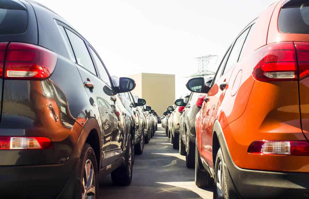 Wide selection of vehicles at Iceland's best car rental companies