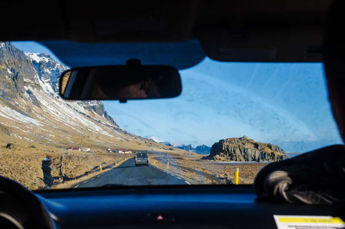 Cheap car rentals are one reason to visit Iceland during the off-season