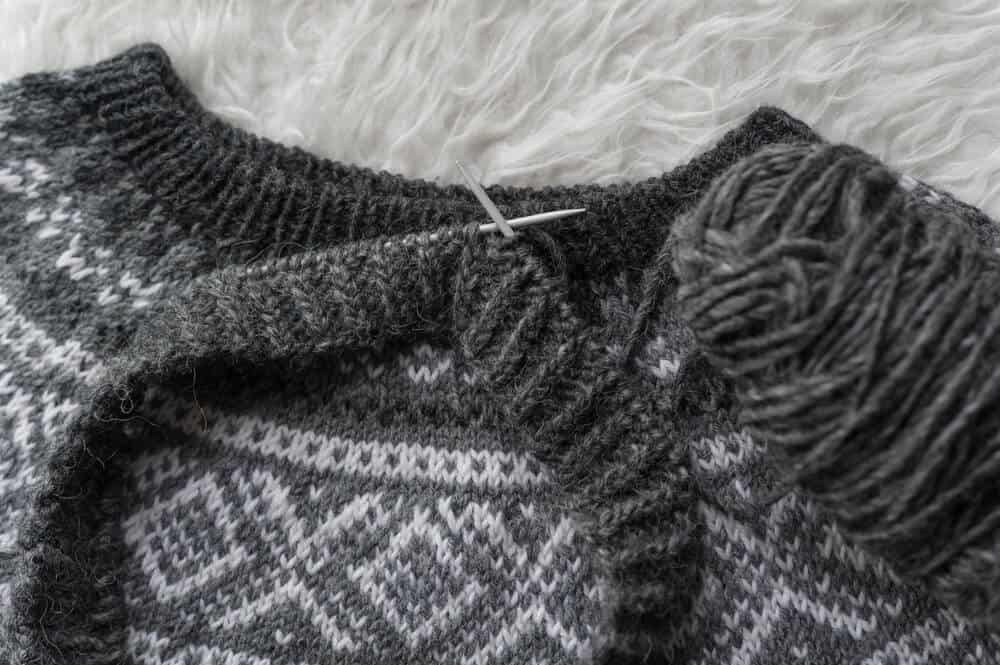 Lopapeysa wool sweaters are the perfect Iceland souvenir