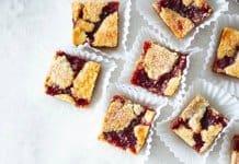 """Hjónabandssæla is """"marital bliss"""" cake, a traditional Icelandic dessert"""