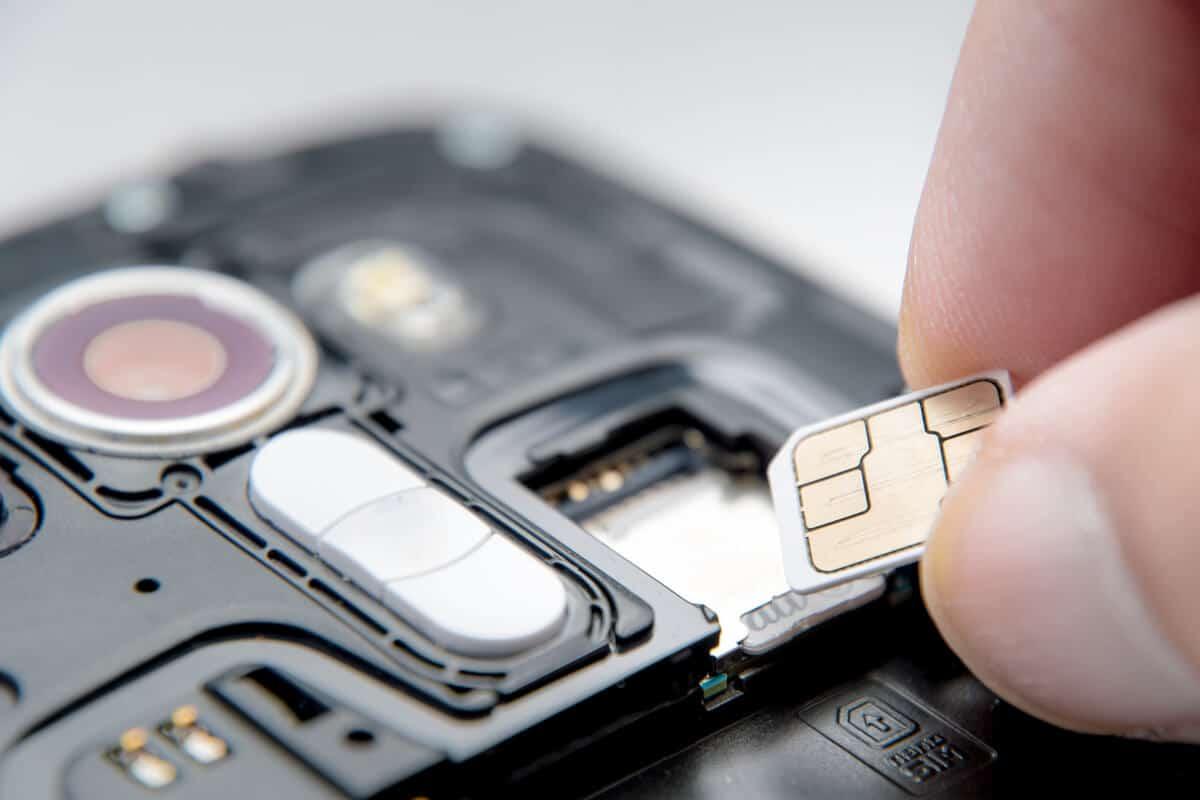 Iceland SIM card nano size