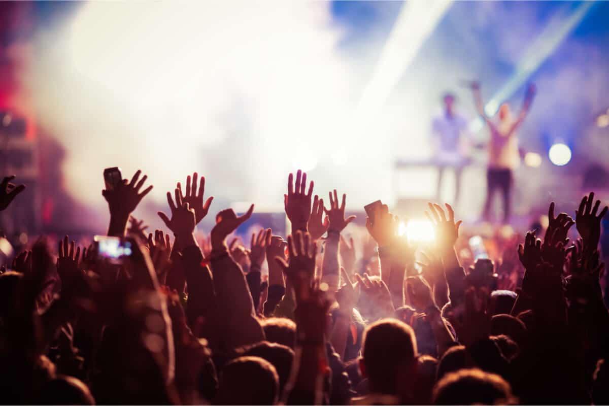 Music festivals are popular Icelandic festivals