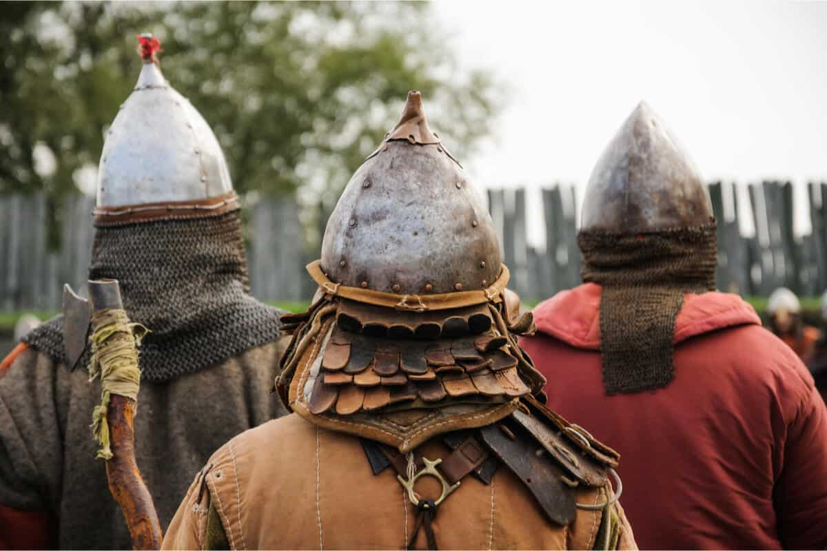 The Viking Festival is a favourite Icelandic festival