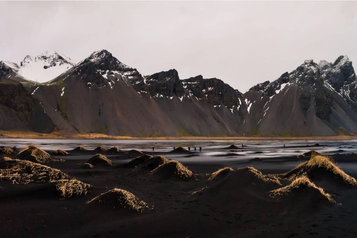 RV dump stations in Iceland protect nature