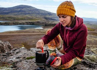 Go Camping In Iceland
