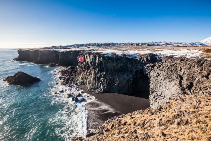 Prettiest Campgrounds In Iceland