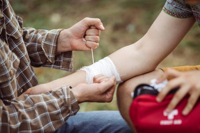 First Aid For Camping In Iceland