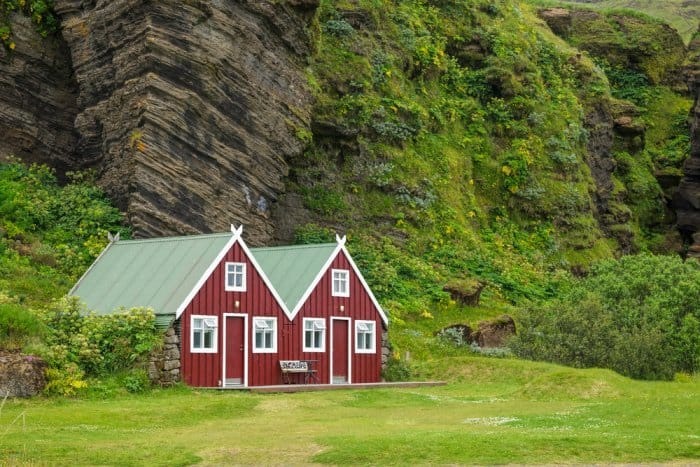 Campgrounds In Iceland