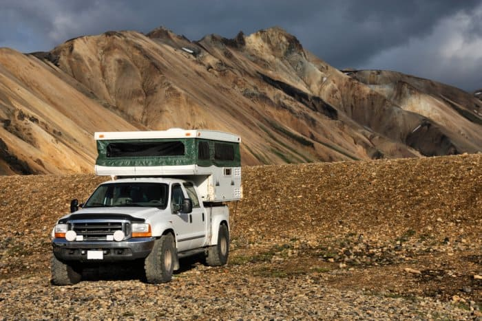 Motorhome And Campervan Iceland Tips For Beginners
