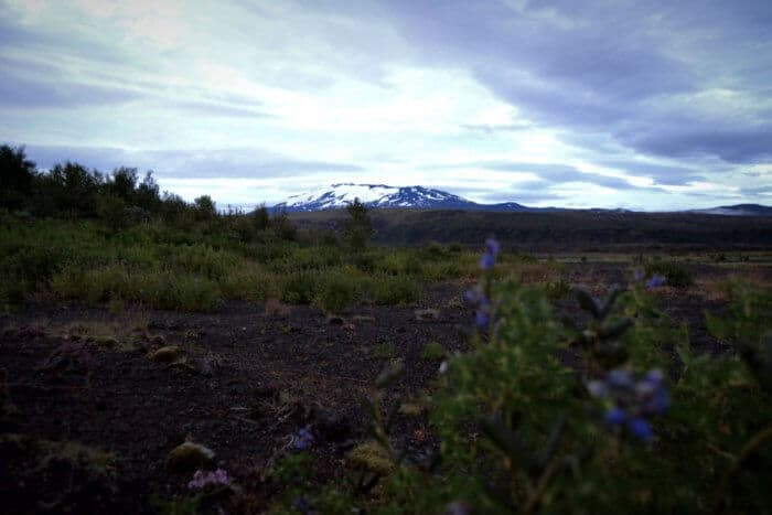 Camping In Iceland In September