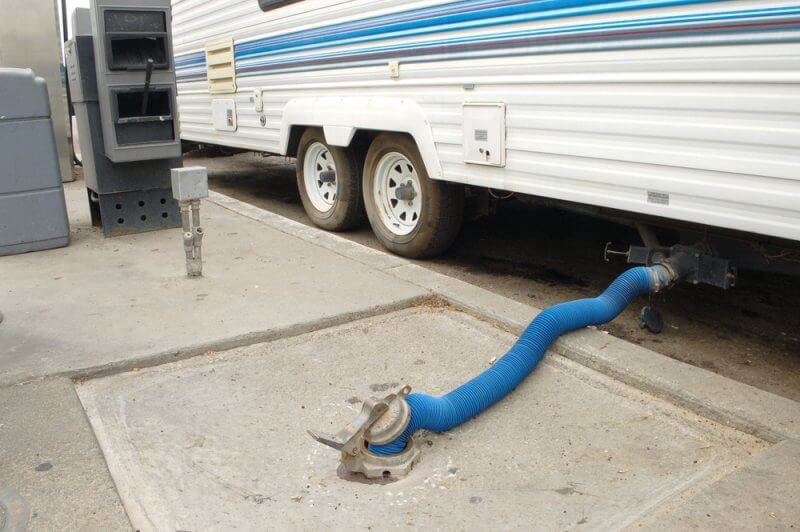 Water Disposal For Motorhomes In Iceland