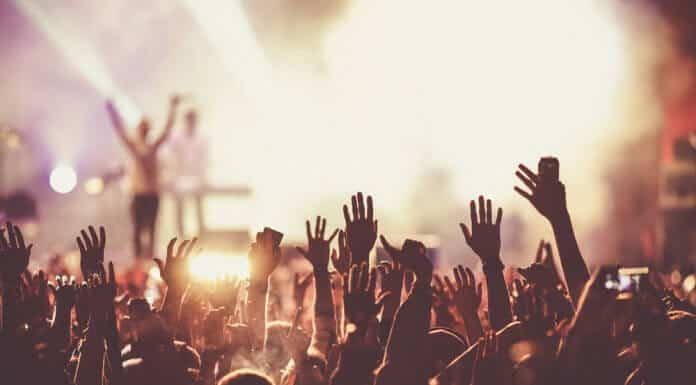 Reykjavik's 2018 Secret Solstice Music Festival has huge crowds