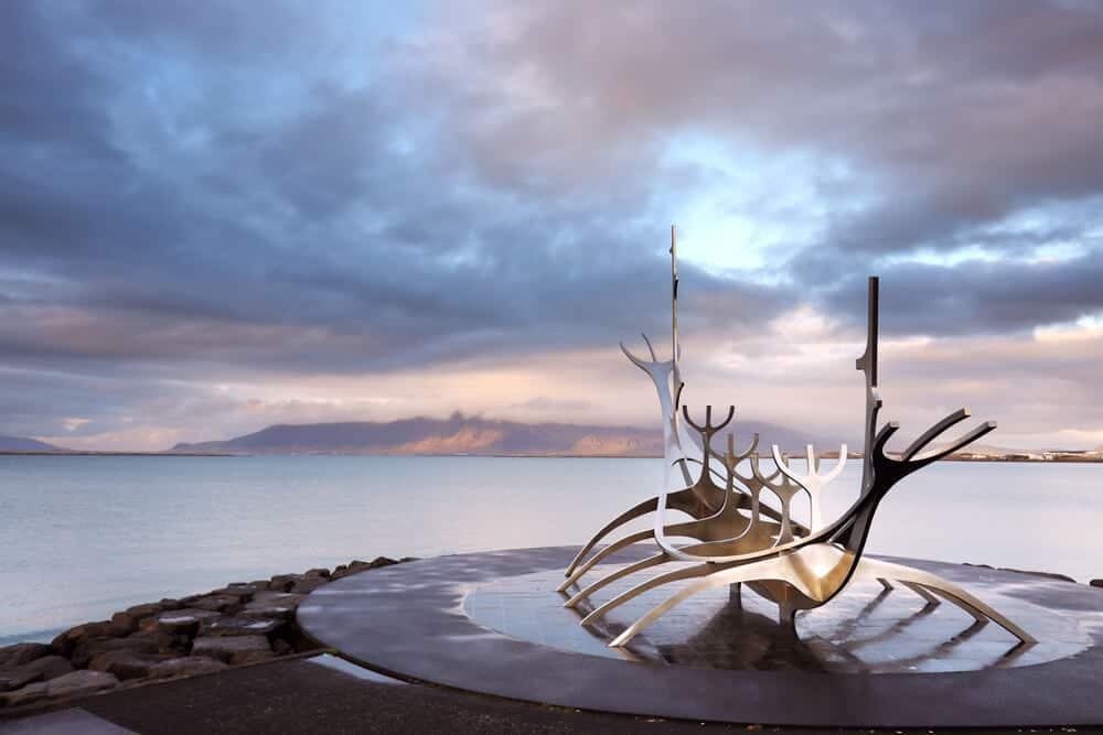 Guide to Reykjavik highly recommends visiting its main monuments