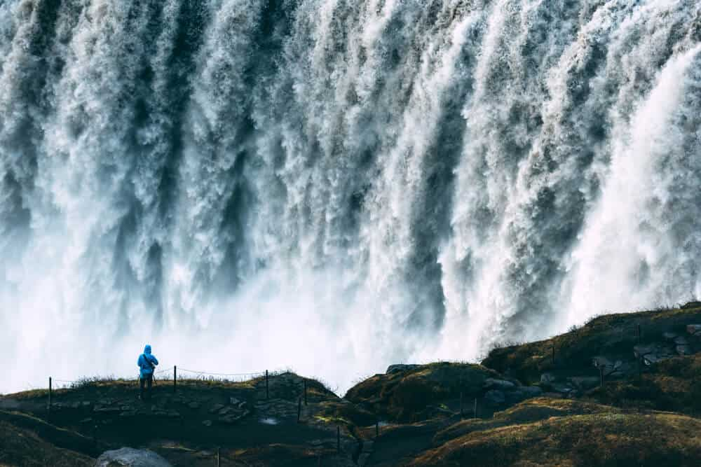 Dettifoss is Europe's most powerful waterfall and a highlight of any Diamond Circle itinerary
