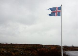 How windy is Iceland? Are there strong gusts?