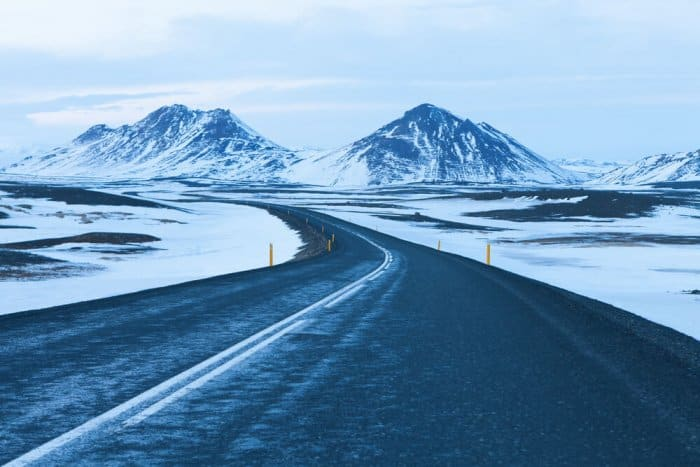 Winter weather will add to your Ring Road driving time