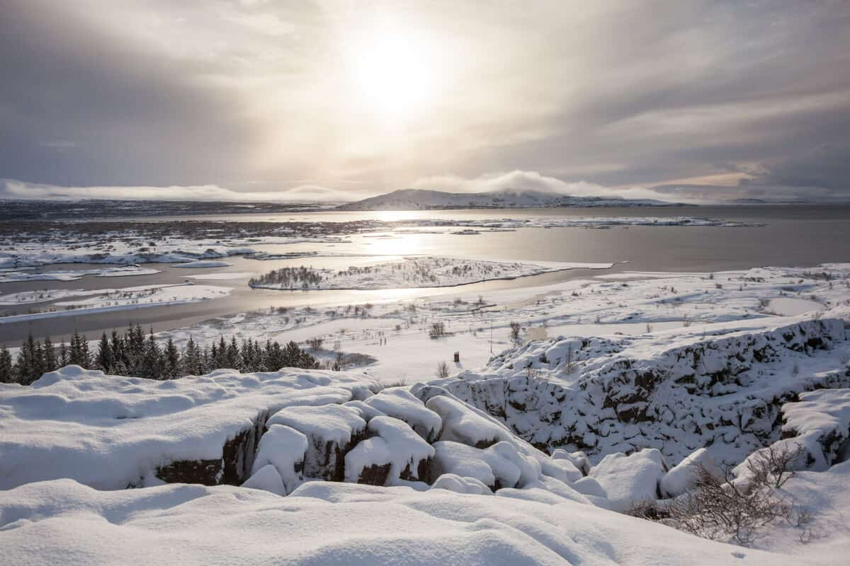 You'll need some winter travel tips for camping in Iceland during the cold season