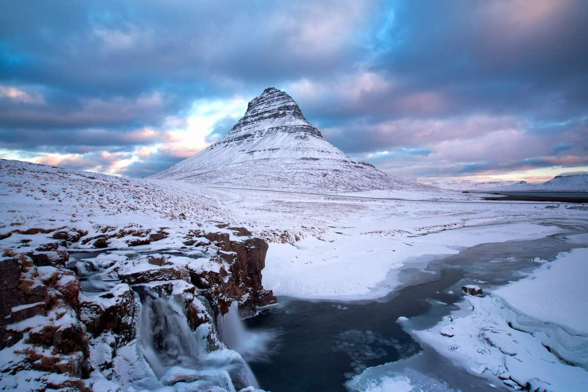 Icy Kirkjufell was featured in Game of Thrones