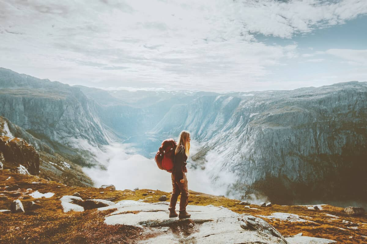Iceland solo travel is great for independent female travellers