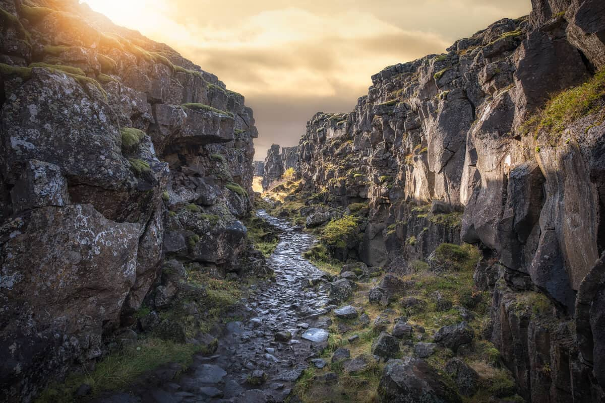 Reykjanes Peninsula Thingvellir National Park