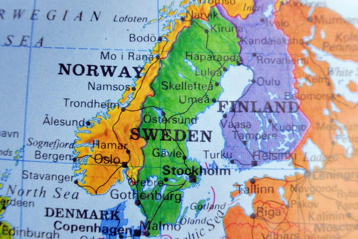 Is Iceland in the EU or Scandinavian